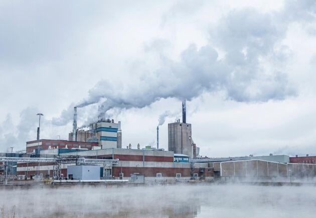 60 tjänster försvinner vid Billerud Korsnäs i Gävle.