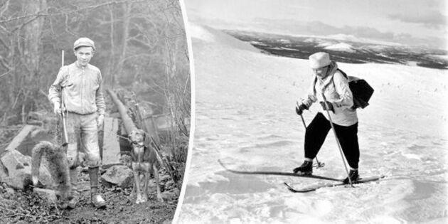 Historier från ett svunnet Sverige – unika reportage om livet förr