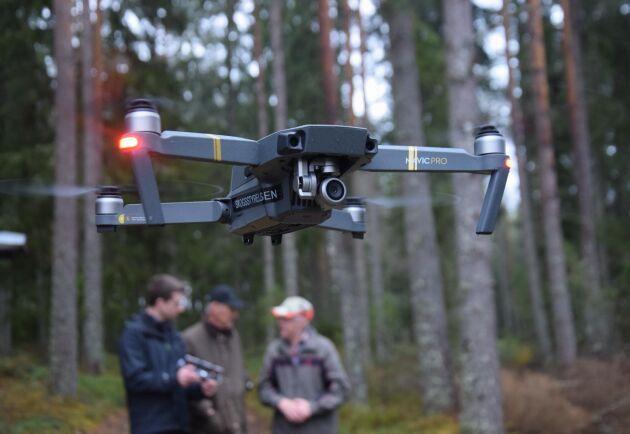Drönare och digitalisering kliver in i skogsbruket med stormsteg och går att bekanta sig med på årets Skogselmia.