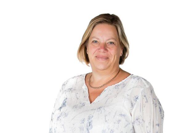 Lena Johansson, chefredaktör Land Lantbruk.