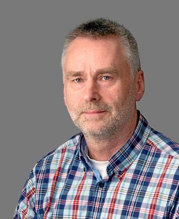 Thomas Höijer, skogsbruksutvecklare på region syd på Sydved.