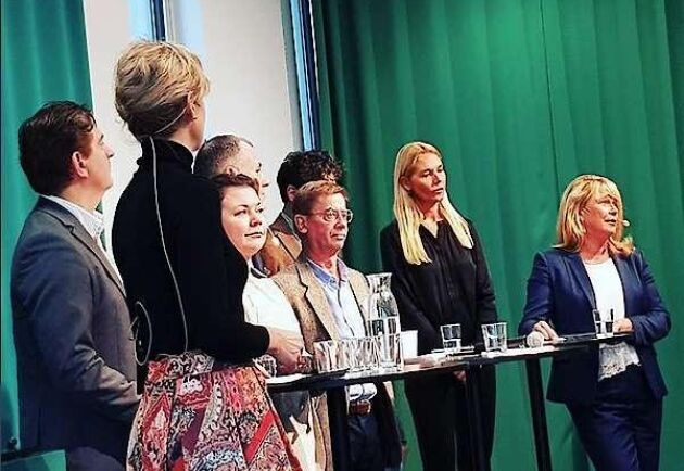 Kan Skåne bli först med att tillåta gårdsförsäljning an öl och vin? I Malmö diskuterade bland annat Systembolagets VD Magdalena Gerger, Rolf Elmér, regionchef Svenskt Näringsliv samt vinbonden Staffan Adin den frågan i dag, måndag.