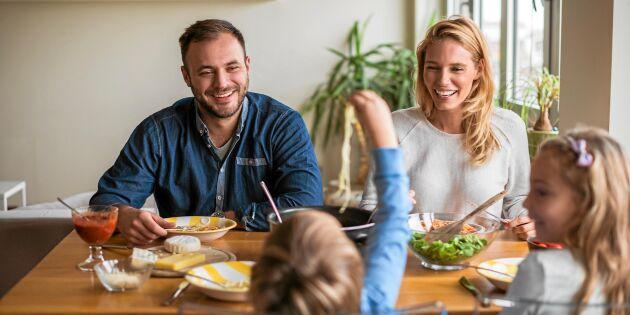 Ny forskning: Så påverkar dina matminnen ditt kärleksliv