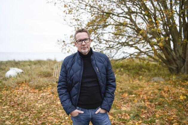 Jörgen Martinsson, vd Svensk mink.