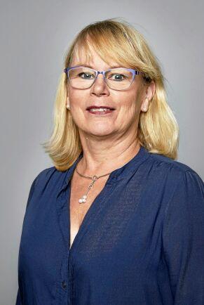 Yvonne Brandberg är psykolog och professor i vårdvetenskap. Foto: Andrea Björsell