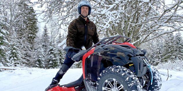 ATV för den prismedvetna skogsägaren