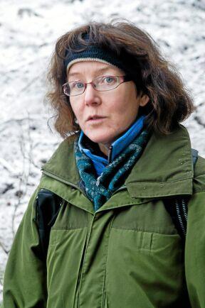 Kristina Nilson, distriktschef Skogsstyrelsen Södra Lappland.