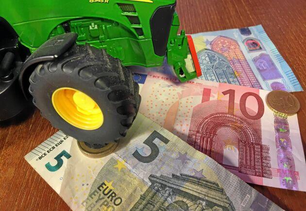 Principerna för jordbruksstöden de närmaste två åren är klara, men pengarna är ännu inte klubbade.