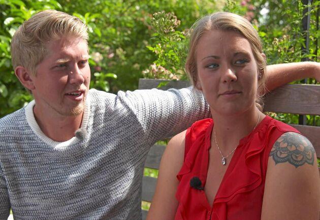 Erik valde att fortsätta träffa Alicia efter de sista dejterna.