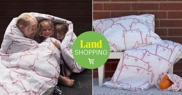 Noga utvalt, kontrollerat och testat. Produktionen bakom Alma Linda Linens textilier är omsorgsfull från början till slut.