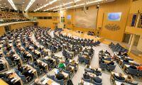 Riksdagen: Håll EU borta från skogen