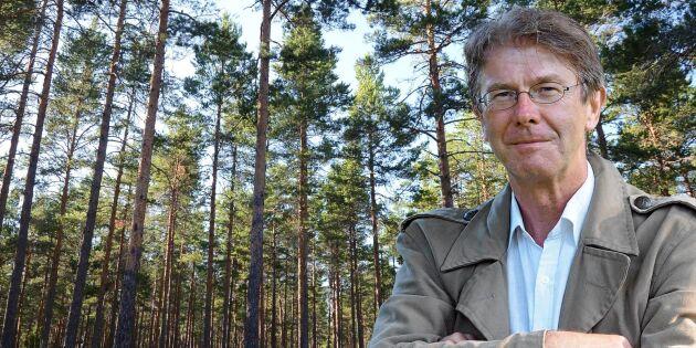 Kammarkollegiet gör skogsägare till försökskaniner