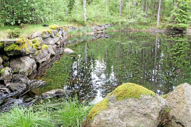 Bergvattnet i Tiveden.