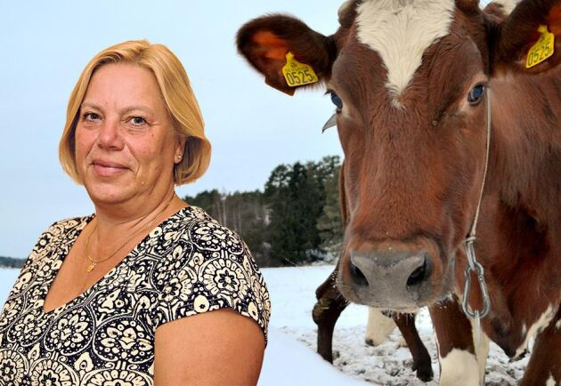 Lena Johansson skriver ledare i Land Lantbruk.