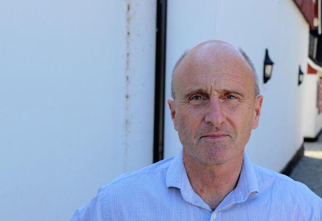 Anders Lindkvist, generalsekreterare på Betodlarna.