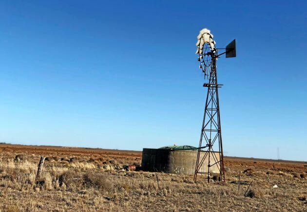 I östra Australien ställs bönderna inför den värsta torkan i mannaminne.