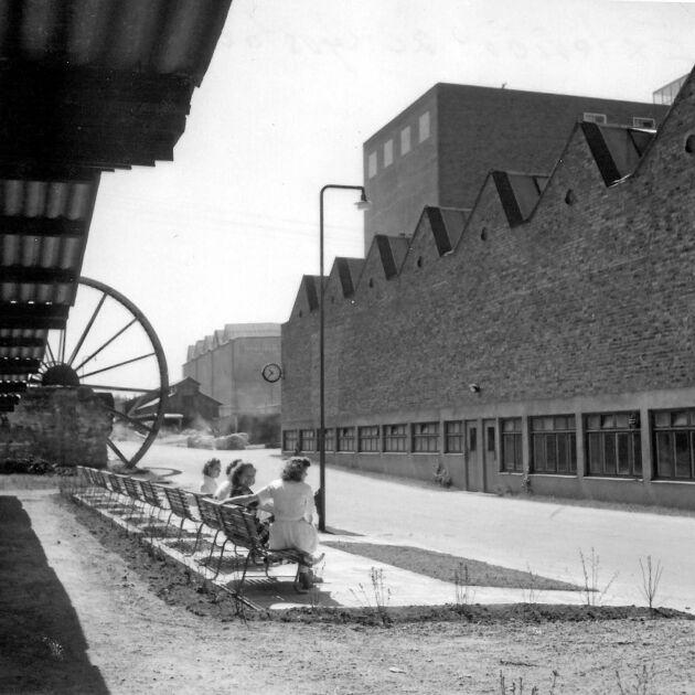 Gustavsbergs porslinsfabrik har funnits på samma plats i snart 200 år.