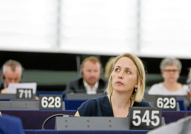 Jytte Guteland (S) hade helst sett att EU-parlamentets Miljöutskott fått ensamt ansvar för delar av Cap-reformen, men är glad att miljöpolitikernas inflytande över processen ökat.