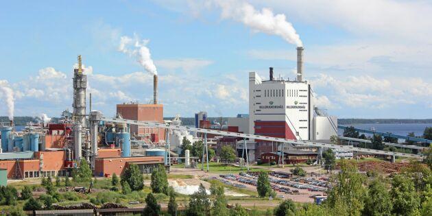 Störande oljud från nya kartongfabriken i Grums