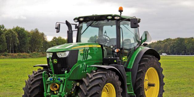 Stort sug efter ny traktor