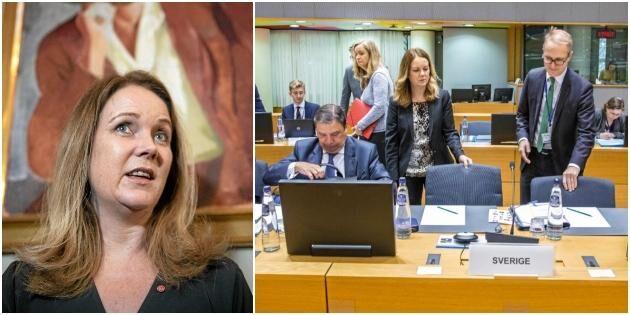 Landsbygdsministern: EU behöver en plan B