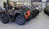 Försvaret köper 200 sexhjulingar