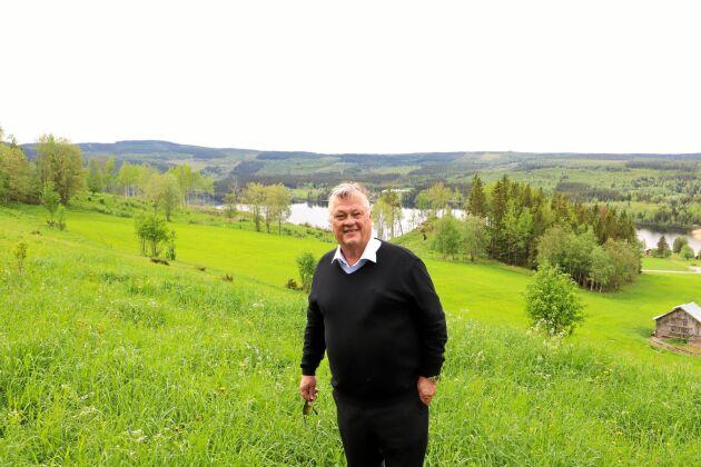 Dan Olofsson, IT-entreprenör vars Projekt Kaxås fått över 70 barnfamiljer att anmäla intresse.