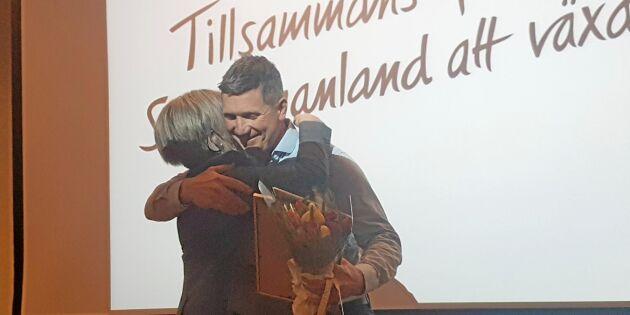 Södermanlands LRF-styrelse laddar om