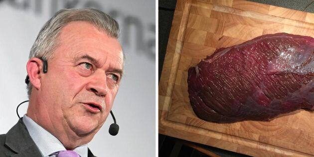 Tvång på att köttets ursprung ska redovisas