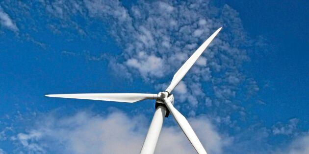 Skånegårdars vindkraftverk får stå kvar