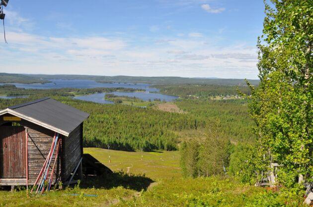 Norsjö i Västerbotten. Foto: Mostphotos