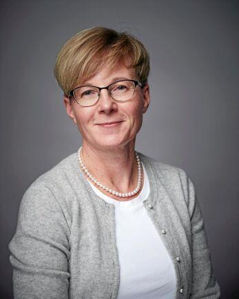 Cecilia Hedman, chefsjurist på Skogsstyrelsen.