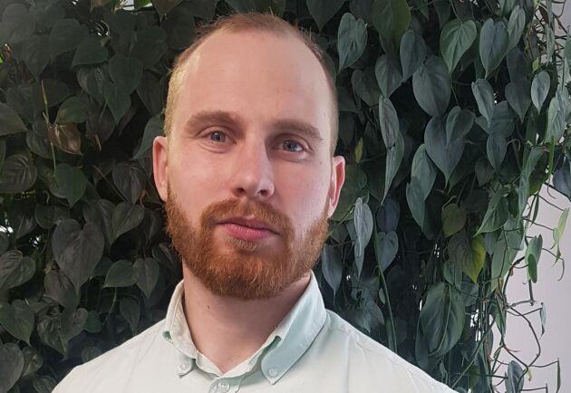 Per Gerhardsson, inköpschef Spannmål på Lantmännen.