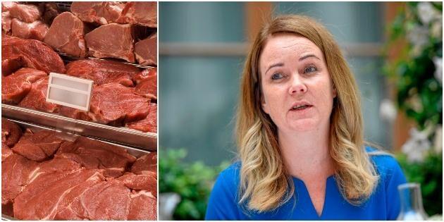 Ministern: Så ska svenskt kött hävda sig