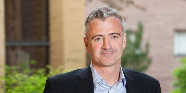 Anders Egonson lämnar Jordbruksverket