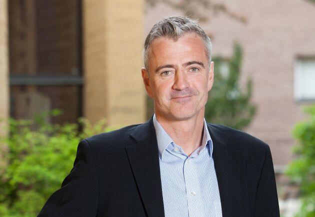 Anders Egonson, divisionsdirektör för utbetalningsfunktionen på Jordbruksverket.