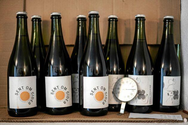 Sent om Ciders drycker uppskattas av restauranger runt om i Europa.