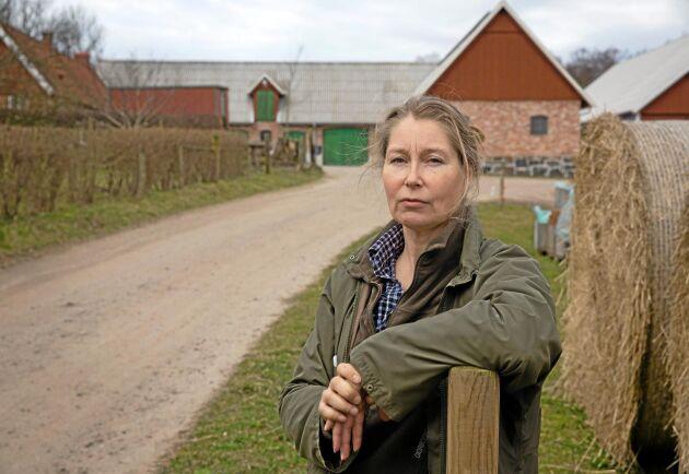 Dikoproducenten Anna Kristoffersson tror att det krävs både långsiktig lönsamhet och bättre ekonomiska verktyg för att få svenska nötköttsbönder att våga satsa.