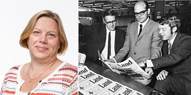Krönika: Prisade idén – två tidningar i en