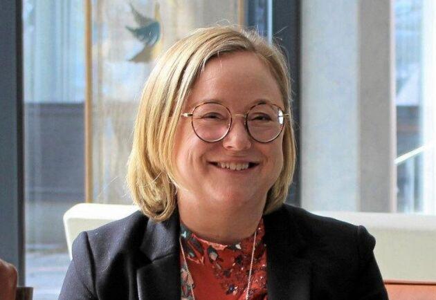 Maria Nyberg, rekryteringschef, SCA.