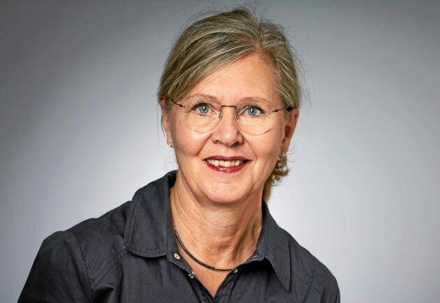 """""""Jag vill att vi som bolag ska vara ett föredöme inom många olika frågor, däribland mångfald och likabehandling"""", skriver Eva Färnstrand i en kommentar till artiklarna i DI."""