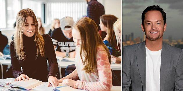 Musikproducentens skola väcker liv i Tingsryd – nu står fler orter på tur