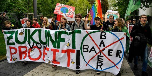 Ny miljarddom om skadestånd mot Bayerägda Monsanto