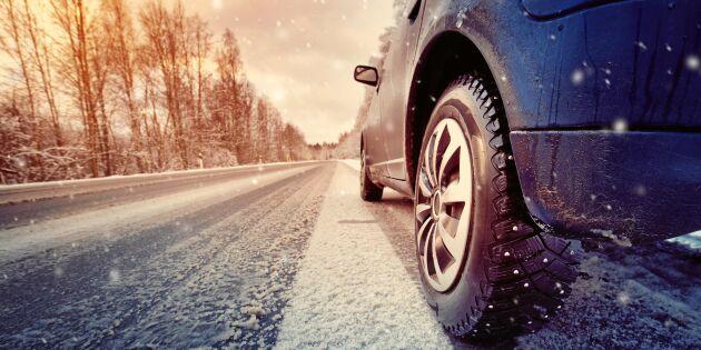 Smarta grusknepet som kan rädda dig i vintertrafiken