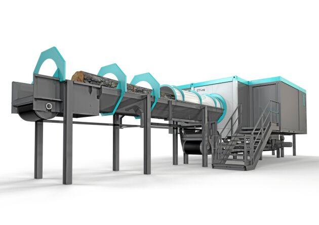 Norra Skogsägarna investerar 30 miljoner kronor i en tomograf för stockar, Microtecs CT Log.