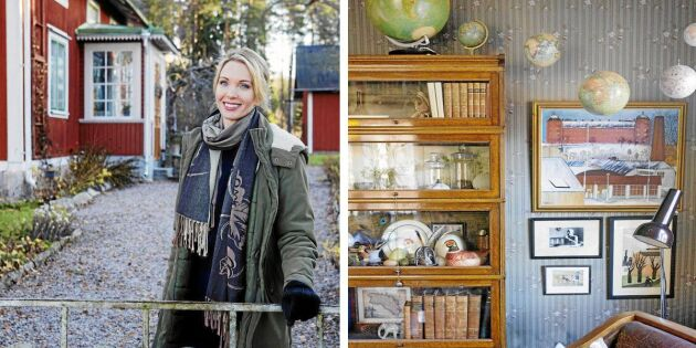 Titta in hos SVTs byggnadsvårdsexpert, Erika Åberg!