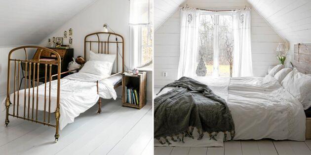 7 mysiga sovrum att inspireras av