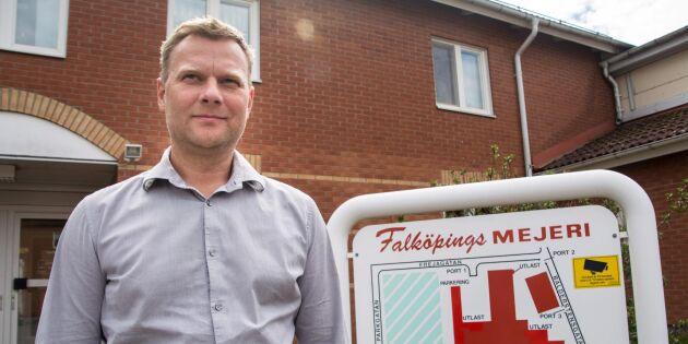 Ökade foderkostnader bakom Falköpings beslut att höja mjölkpriset