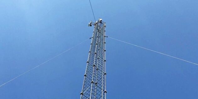 ATL TV: Bra fart i luftburet bredband
