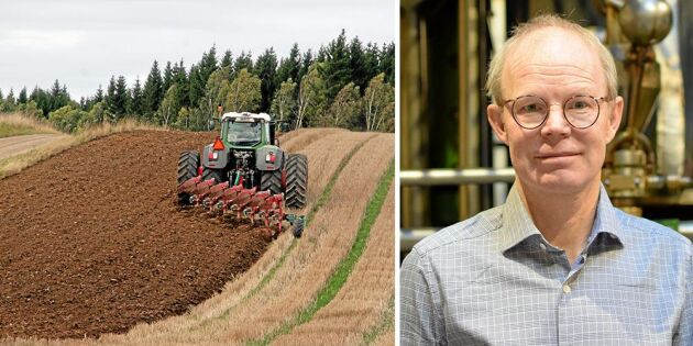 Jordbruket viktigt för fred och frihet
